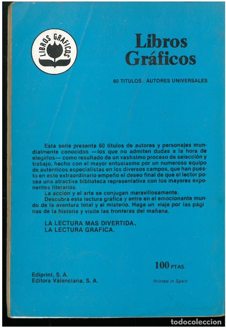 Tebeos: LIBROS GRAFICOS Nº 1. DRACULA. ED. VALENCIANA. C-30C - Foto 2 - 145113702