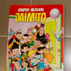 Tebeos: SUPER ÁLBUM JAIMITO Nº 4. Lote 153624158
