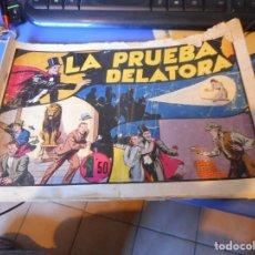 Tebeos: TEBEO MERLIN ORIGINAL LA PRUEBA DELATORA. Lote 145353682