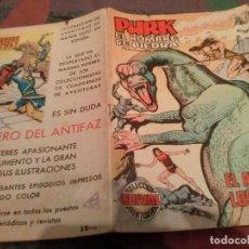 Tebeos: PURK EL HOMBRE DE PIEDRA. Nº 61. EL ATAQUE DE LOS GURUS. VALENCIANA 1975. Lote 145467122