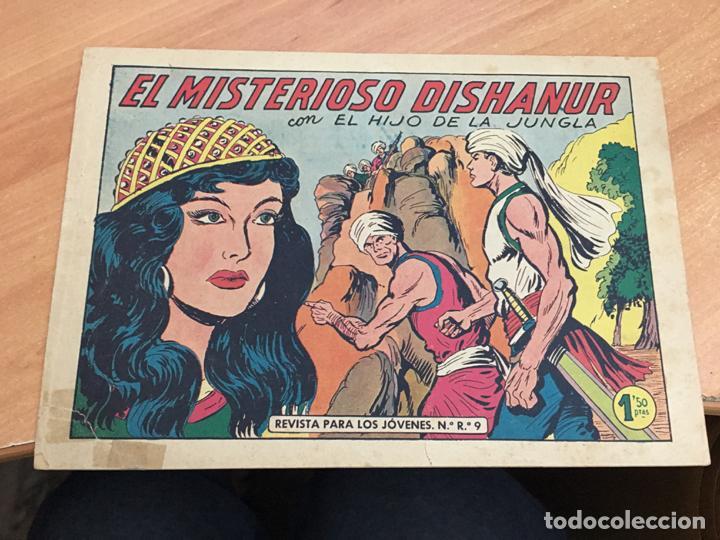 EL HIJO DE LA JUNGLA Nº 33 (ORIGINAL VALENCIANA) (COIM16) (Tebeos y Comics - Valenciana - Hijo de la Jungla)