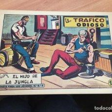 Tebeos: EL HIJO DE LA JUNGLA Nº 55 (ORIGINAL VALENCIANA) (COIM16). Lote 145895170