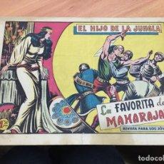 Tebeos: EL HIJO DE LA JUNGLA Nº 67 (ORIGINAL VALENCIANA) (COIM16). Lote 145895226