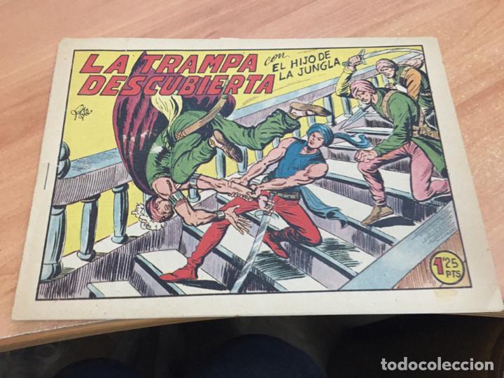 EL HIJO DE LA JUNGLA Nº 7 (ORIGINAL VALENCIANA) (COIM16) (Tebeos y Comics - Valenciana - Hijo de la Jungla)