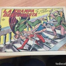 Tebeos: EL HIJO DE LA JUNGLA Nº 7 (ORIGINAL VALENCIANA) (COIM16). Lote 145895282