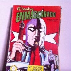 Tebeos: EL HOMBRE ENMASCARADO. N 34. AÑO 1982. Lote 145925346