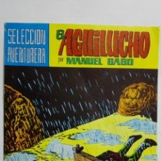 Tebeos: EL AGUILUCHO POR MANUEL GAGO, Nº 14, EL MISTERIO DE LA SOMBRA. Lote 145946070