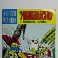 Tebeos: EL AGUILUCHO POR MANUEL GAGO, Nº 29, ACECHANDO EN LA NOCHE. Lote 145946474