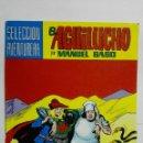 Tebeos: EL AGUILUCHO POR MANUEL GAGO, Nº 32, LOS FANTASMAS DE LAS DUNAS. Lote 145946554
