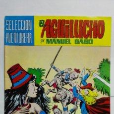 Tebeos: EL AGUILUCHO POR MANUEL GAGO, Nº 33, LOS ENANOS DE LA JUNGLA. Lote 145946762