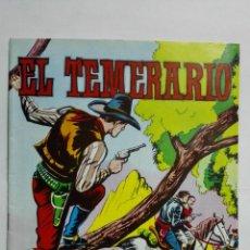 Tebeos: EL TEMERARIO, Nº 10, RUFIANES EN ACCION, COLOSOS DEL COMIC. Lote 145947418