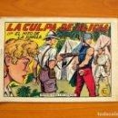 Tebeos: EL HIJO DE LA JUNGLA - Nº 13, LA CULPA DE ALICIA - EDITORIAL VALENCIANA 1956. Lote 146000342