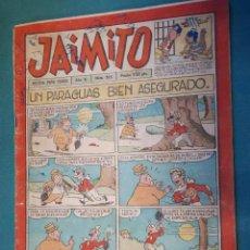 Tebeos: JAIMITO, AÑO XI, Nº 365. Lote 146000818
