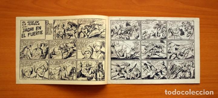 Tebeos: El Hijo de la Jungla - Nº 15, Jadhi en el Fuerte - Editorial Valenciana 1956 - Sin abrir - Foto 2 - 146001206
