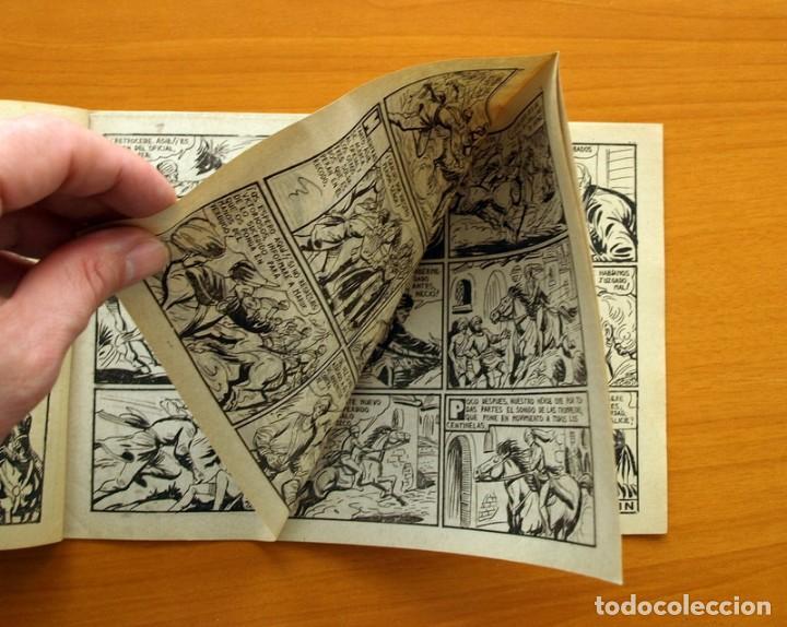 Tebeos: El Hijo de la Jungla - Nº 15, Jadhi en el Fuerte - Editorial Valenciana 1956 - Sin abrir - Foto 3 - 146001206