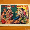 Tebeos: EL HIJO DE LA JUNGLA - Nº 17, MISIÓN DE MUERTE - EDITORIAL VALENCIANA 1956 . Lote 146002102