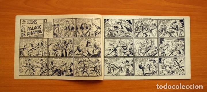 Tebeos: El Hijo de la Jungla - Nº 19, El Palacio de Khambu - Editorial Valenciana 1956 - Sin abrir - Foto 2 - 146003194