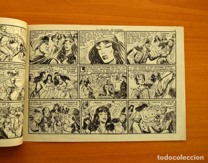 Tebeos: El Hijo de la Jungla - Nº 19, El Palacio de Khambu - Editorial Valenciana 1956 - Foto 3 - 146003814