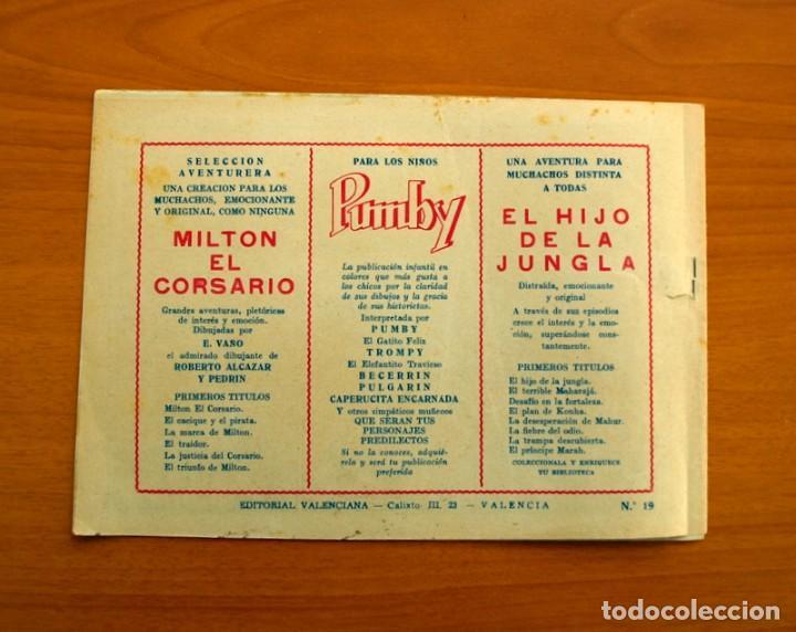 Tebeos: El Hijo de la Jungla - Nº 19, El Palacio de Khambu - Editorial Valenciana 1956 - Foto 7 - 146003814
