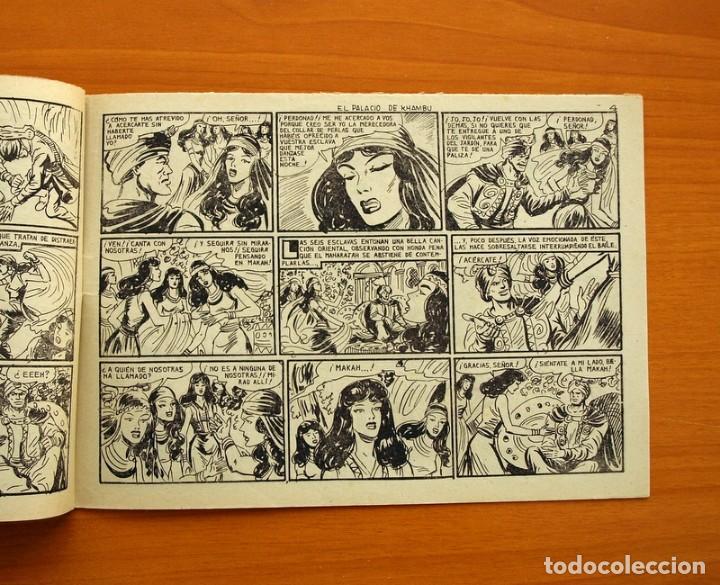Tebeos: El Hijo de la Jungla - Nº 19, El Palacio de Khambu - Editorial Valenciana 1956 - Foto 3 - 146004166