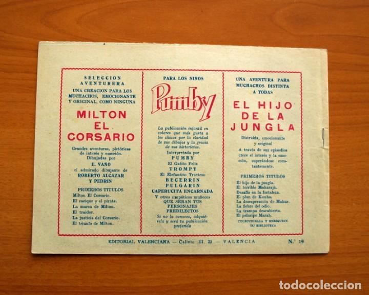 Tebeos: El Hijo de la Jungla - Nº 19, El Palacio de Khambu - Editorial Valenciana 1956 - Foto 7 - 146004166