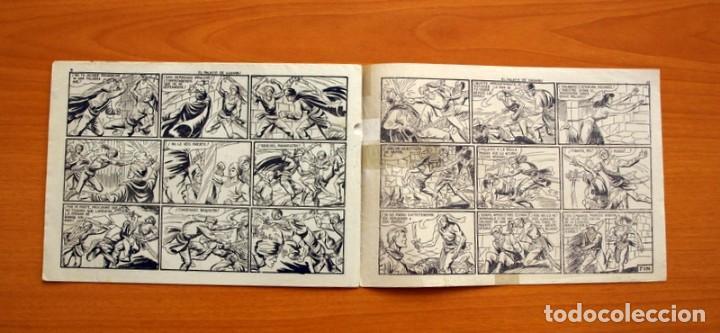 Tebeos: El Hijo de la Jungla - Nº 19, El Palacio de Khambu - Editorial Valenciana 1956 - Sin abrir - Foto 4 - 146004522