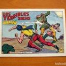 Tebeos: EL HIJO DE LA JUNGLA - Nº 48, LOS TERRIBLES SIKHS - EDITORIAL VALENCIANA 1956 . Lote 146007094