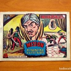 Tebeos - El Hijo de la Jungla - Nº 61, Misión cumplida - Editorial Valenciana 1956 - 146007834