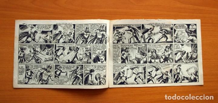 Tebeos: El Hijo de la Jungla - Nº 61, Misión cumplida - Editorial Valenciana 1956 - Foto 4 - 146007834