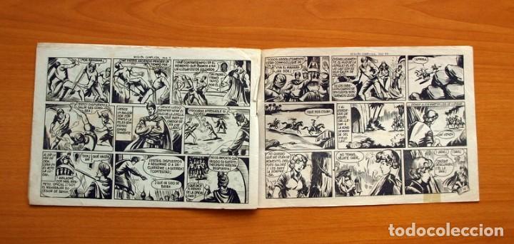 Tebeos: El Hijo de la Jungla - Nº 61, Misión cumplida - Editorial Valenciana 1956 - Foto 6 - 146007834