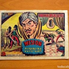 Tebeos - El Hijo de la Jungla - Nº 61, Misión cumplida - Editorial Valenciana 1956 - 146007998