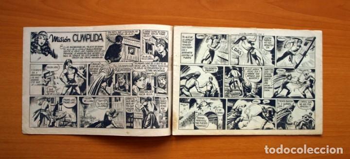 Tebeos: El Hijo de la Jungla - Nº 61, Misión cumplida - Editorial Valenciana 1956 - Foto 2 - 146007998