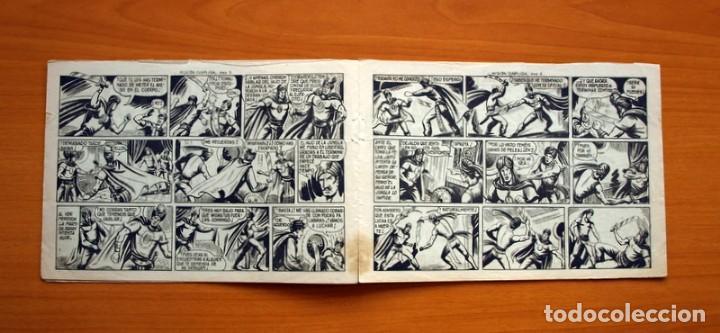 Tebeos: El Hijo de la Jungla - Nº 61, Misión cumplida - Editorial Valenciana 1956 - Foto 4 - 146007998