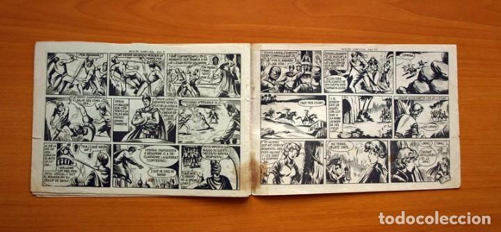 Tebeos: El Hijo de la Jungla - Nº 61, Misión cumplida - Editorial Valenciana 1956 - Foto 6 - 146007998