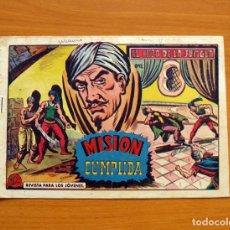 Tebeos - El Hijo de la Jungla - Nº 61, Misión cumplida - Editorial Valenciana 1956 - 146008214