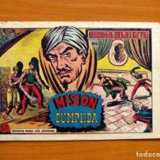 Tebeos - El Hijo de la Jungla - Nº 61, Misión cumplida - Editorial Valenciana 1956 - 146008342