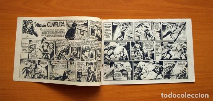 Tebeos: El Hijo de la Jungla - Nº 61, Misión cumplida - Editorial Valenciana 1956 - Foto 2 - 146008342