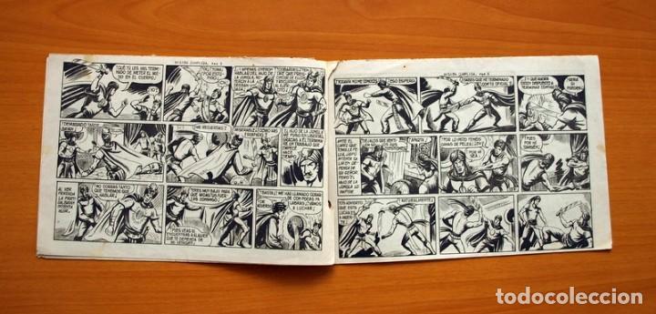 Tebeos: El Hijo de la Jungla - Nº 61, Misión cumplida - Editorial Valenciana 1956 - Foto 4 - 146008342