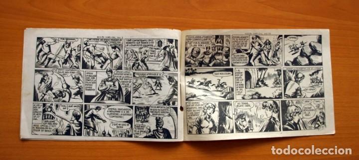 Tebeos: El Hijo de la Jungla - Nº 61, Misión cumplida - Editorial Valenciana 1956 - Foto 6 - 146008342