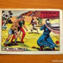 Tebeos: EL HIJO DE LA JUNGLA - Nº 62, MERCADERES DE ESCLAVOS - EDITORIAL VALENCIANA 1956. Lote 146059098