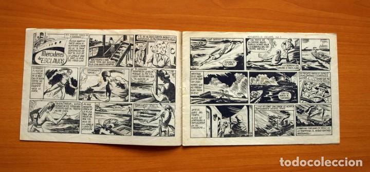 Tebeos: El Hijo de la Jungla - Nº 62, Mercaderes de Esclavos - Editorial Valenciana 1956 - Foto 2 - 146059098