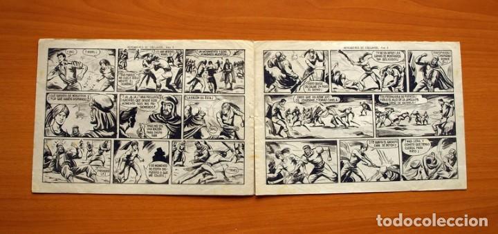 Tebeos: El Hijo de la Jungla - Nº 62, Mercaderes de Esclavos - Editorial Valenciana 1956 - Foto 4 - 146059098