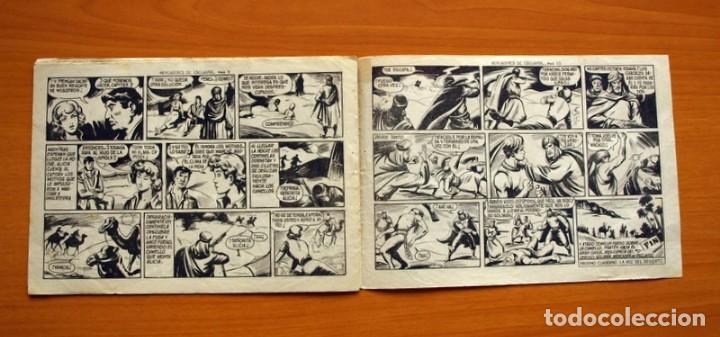 Tebeos: El Hijo de la Jungla - Nº 62, Mercaderes de Esclavos - Editorial Valenciana 1956 - Foto 6 - 146059098