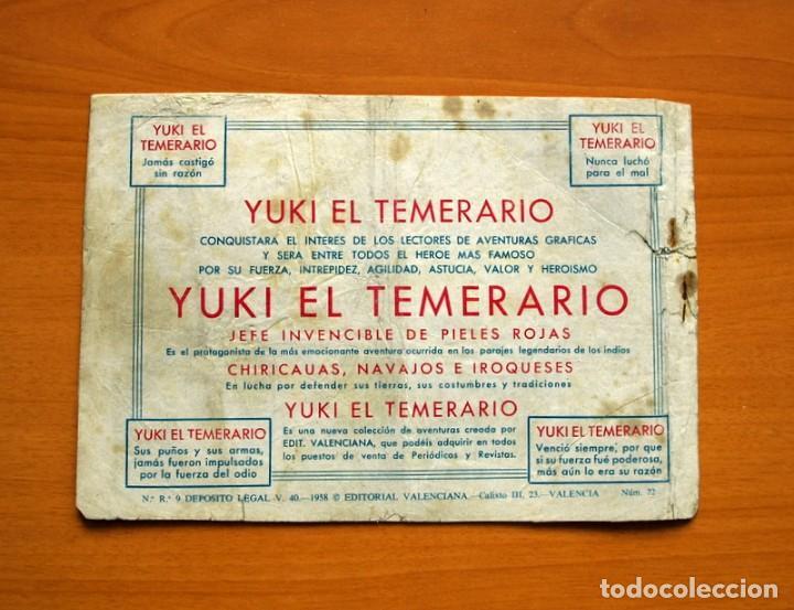 Tebeos: El Hijo de la Jungla - Nº 72, El regreso - Editorial Valenciana 1956 - Foto 7 - 146059158