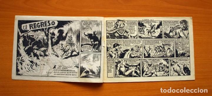 Tebeos: El Hijo de la Jungla - Nº 72, El regreso - Editorial Valenciana 1956 - Foto 2 - 146059402