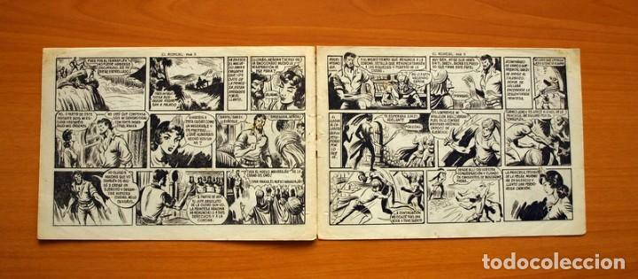Tebeos: El Hijo de la Jungla - Nº 72, El regreso - Editorial Valenciana 1956 - Foto 4 - 146059402