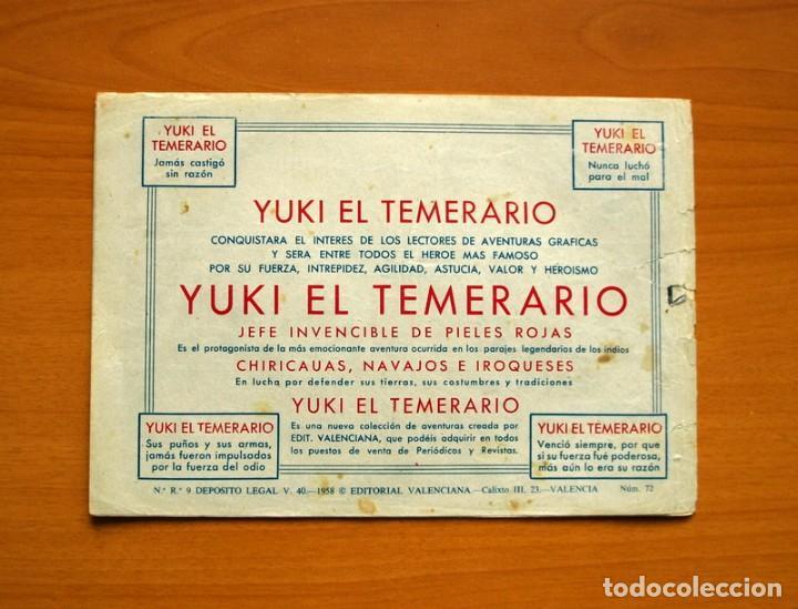 Tebeos: El Hijo de la Jungla - Nº 72, El regreso - Editorial Valenciana 1956 - Foto 7 - 146059402