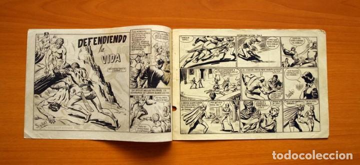 Tebeos: El Hijo de la Jungla - Nº 82, Defendiendo la vida - Editorial Valenciana 1956 - Foto 2 - 146059554