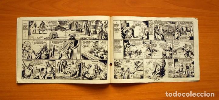 Tebeos: El Hijo de la Jungla - Nº 82, Defendiendo la vida - Editorial Valenciana 1956 - Foto 4 - 146059554