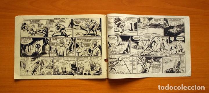 Tebeos: El Hijo de la Jungla - Nº 82, Defendiendo la vida - Editorial Valenciana 1956 - Foto 6 - 146059554